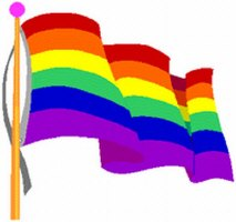 Flag (centerd or pocket)
