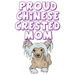 Proud Chinese Crested Mom