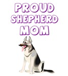 Proud German Shepherd Mom