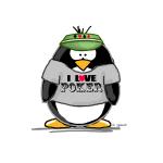 Love Poker Penguin