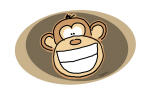Cheese Grin Monkey