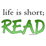 Life is short; read