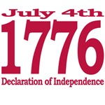 1776 - Declaration of Independence