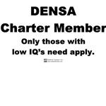 Densa Charter Member