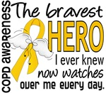 Bravest Hero I Knew COPD T-Shirts and Gifts