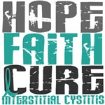 Hope Faith Cure IC Shirts and Gifts