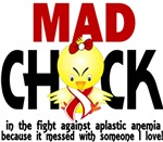 Mad Chick 1 Aplastic Anemia Shirts and Gifts