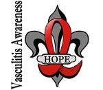 Vasculitis Fleur De Lis Hope