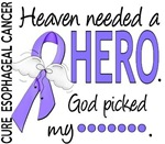 Heaven Needed a Hero Esophageal Cancer Gifts