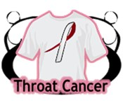 Throat Cancer T-Shirts and Apparel
