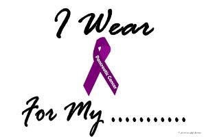 I Wear Purple 1 Pancreatic Cancer Shirts & Gifts