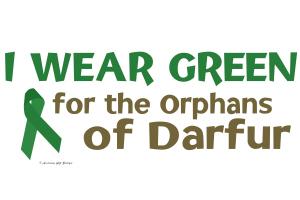I Wear Green (Darfur Orphans)