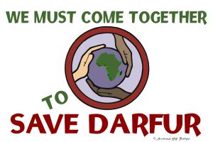 Come Together Save Darfur 1