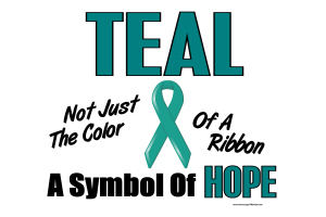 TEAL Not Just A Color 3