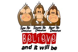 See Speak Hear No Diabetes 3