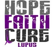 HOPE FAITH CURE Lupus