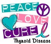 PEACE LOVE CURE Thyroid Disease