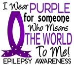 Means World To Me 1 Epilepsy Shirts