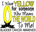 Means World To Me 1 Bladder Cancer Shirts