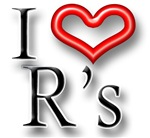 I Heart R Names