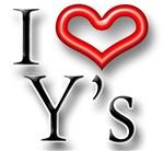 I Heart Y Names