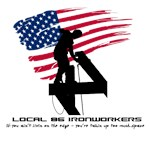 Ironworker - Stickers & Flair