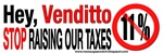 Venditto and Taxes