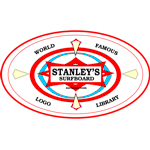 NEW! Stanley's Surf Logo Library