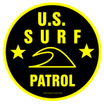 New! U.S. SURF PATROL