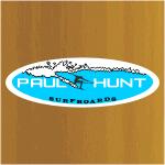 60's Paul Hunt Surfboards