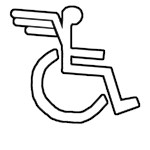 Wheelchair Flier!