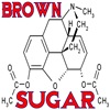HEROIN BROWN SUGAR
