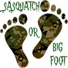 SASQUATCH OR BIG FOOT