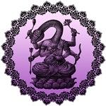 Snake buddha