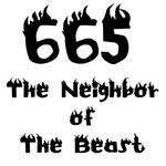 665 The Neighbor of the Beast