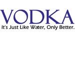 Vodka - Just Like Water