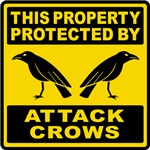 Protected By Attack Crows