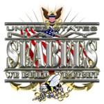 USN Navy Seabees Flag We Fight