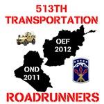 513th Trans OND OEF