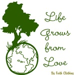 Life Grows from Love (World Love)