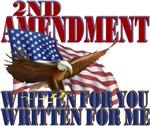 2nd Amendment Written