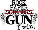 Rock Paper Gun - I Win