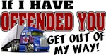 Offended Trucker - Canadian