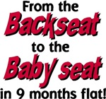 Back Seat to Baby Seat