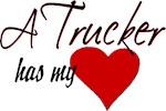 A Trucker has my heart