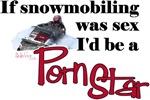 Snowmobiling Porn Star