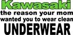 Kawasaki - Clean Underwear