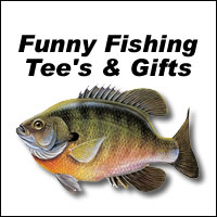 Funny Fishing T-shirts & Gifts
