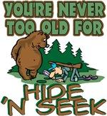Hide 'n Seek - Bear
