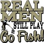 Real Men - Go Fish